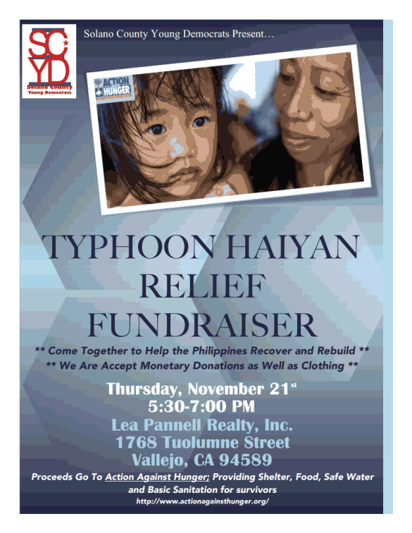 Philipines Fundraiser